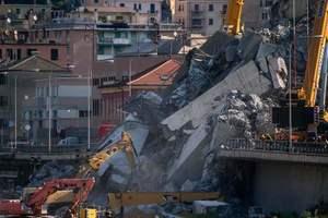 Трагедия в Италии: в Генуе решили восстановить обрушившийся мост