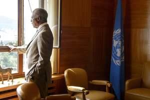 Кофи Аннан в 2012 году. Фото: AFP