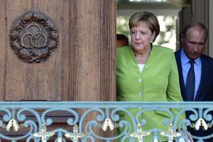 Говорили три часа: Меркель и Путин закончили встречу