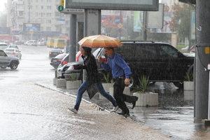 Киев может снова затопить: синоптики дали прогноз погоды для столицы