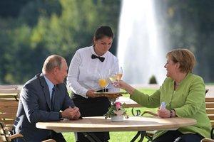 Эксперт о визите Путина к Меркель: Убийца в самом сердце Европы