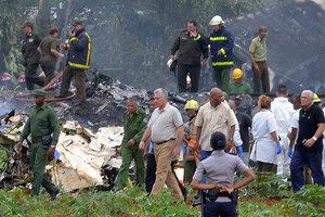 Единственная выжившая при крушении Boeing 737 под Гаваной девушка идет на поправку