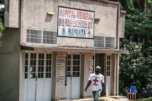 63 случая заболевания вирусом Эбола зафиксировали в Конго