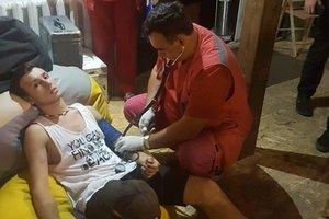 В Мариуполе неизвестные в балаклавах избили участников Арт-платформы