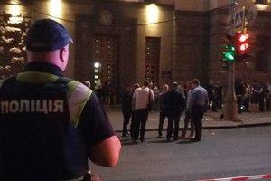 Нападение на мэрию в Харькове: стало известно, как началась перестрелка