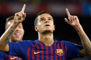 """В первом туре """"Барселона"""" оставила в запасе игроков на сумму почти в 300 миллионов евро"""