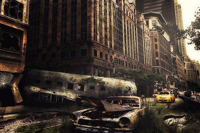 Конец света. Фото: vladtime