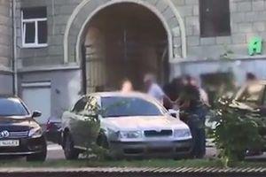 Полицейские во Львове