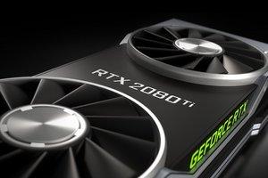 Компьютерный шедевр: NVIDIA представили самые мощные видеокарты в мире