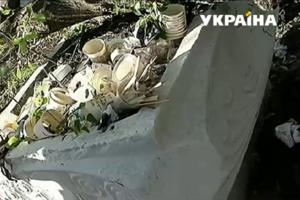 """В курортном поселке под Одессой жители устроили """"мусорный бунт"""""""