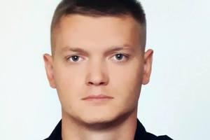 В Харькове простятся с патрульным, погибшим в перестрелке под горсоветом