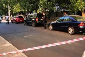 В Одессе произошла стрельба: ранен мужчина
