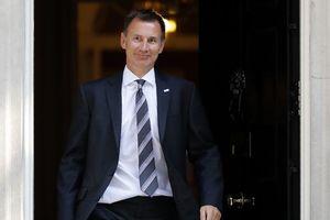 """Британия разделяет позицию США по """"Северному потоку - 2"""""""