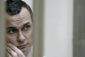 Невиновный умирает: США обратились к России из-за Сенцова