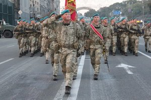 Репетиция парада в Киеве: сегодня движение в центре перекроют с 15:00