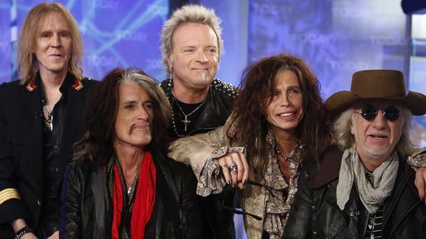 «Нетрогайте нашу музыку»: Aerosmith не желает звучать для Трампа