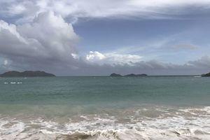 """На Гавайи надвигается мощный ураган """"Лейн"""""""