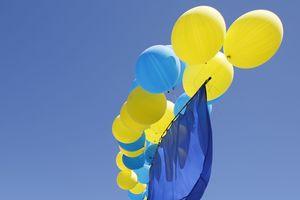 Как спортсмены поздравили Украину с Днем Независимости