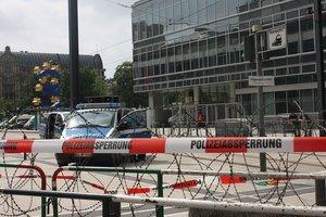 18 тысяч человек эвакуировали из-за угрозы взрыва в Германии
