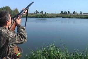В Винницкой области прошли соревнования охотников и рыбаков