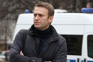 Незадолго до крупной акции протеста Навального арестовали на месяц