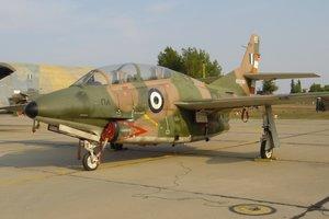 В Греции разбился самолет ВВС: погиб пилот