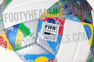 Появились фотографии официального мяча Лиги наций
