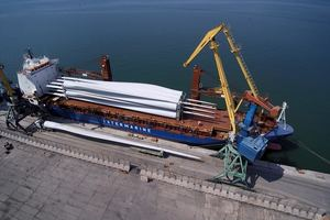 ДТЭК привлек 90 млн евро инвестиций для строительства Приморской ветроэлектростанции