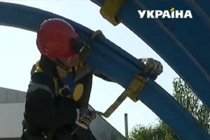 В Донецкой области прошли соревнования шахтеров