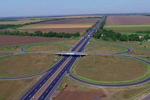 Трасса Днепр - Запорожье открыта для водителей