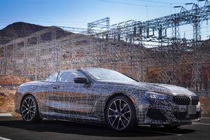 BMW показал официальные фото кабриолета 8-Series