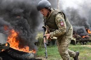 Новое перемирие на Донбассе сорвано: боевики 18 раз атаковали ВСУ