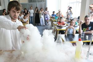 Эксперименты вне школы: в Украины создадут межшкольные ресурсные центры
