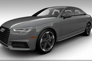 Audi отметит отказ от механических коробок передач особой серией седана A4