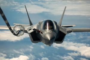 ВВС Британии впервые испытали новейшие истребители F-35B