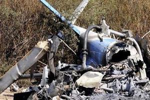 В Эфиопии разбился военный самолет: погибли дети