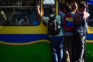 В столице Венесуэлы случился транспортный апокалипсис