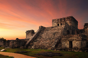 Найдены сокровища цивилизации майя: невероятные фото