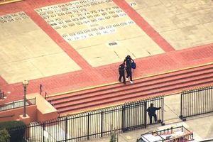 В школе Сан-Франциско стреляли, есть раненые