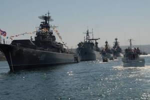 Подлодки и ракетные стрельбы: появились детали военных учений РФ в Средиземном море