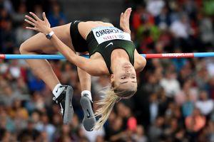 """Юлия Левченко прыгнула на 1,94 метра и стала второй в финале """"Бриллиантовой лиги"""""""