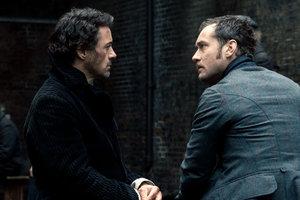 """Джуд Лоу рассказал подробности третьего """"Шерлока Холмса"""""""