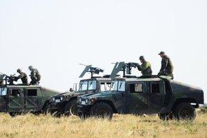 В Румынии начались военные учения с участием Украины (фото)