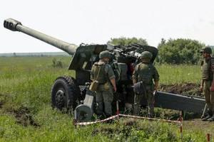 Россия перебрасывает на Донбасс артиллерию, а людей не выпускают из ОРДЛО – разведка