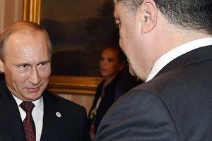 """""""Я вас раздавлю"""": в Кремле ответили, угрожал ли Путин Порошенко"""