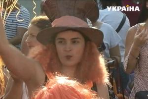 В Одессе во время фестиваля рыжеволосых установили рекорд области