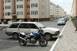 """Украинцы """"пересаживаются"""" с авто на мотоциклы"""