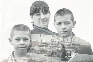 Раньше повзрослели: как уже четыре года живут дети на Донбассе