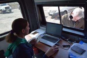 В Киеве открылся современный сервисный центр МВД