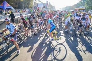 В Киеве 2 сентября пройдут велосоревнования: в городе перекроют несколько улиц (список)